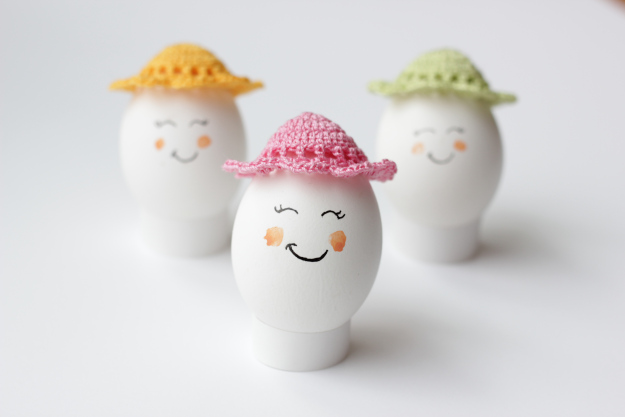 Easter Egg Bonnets