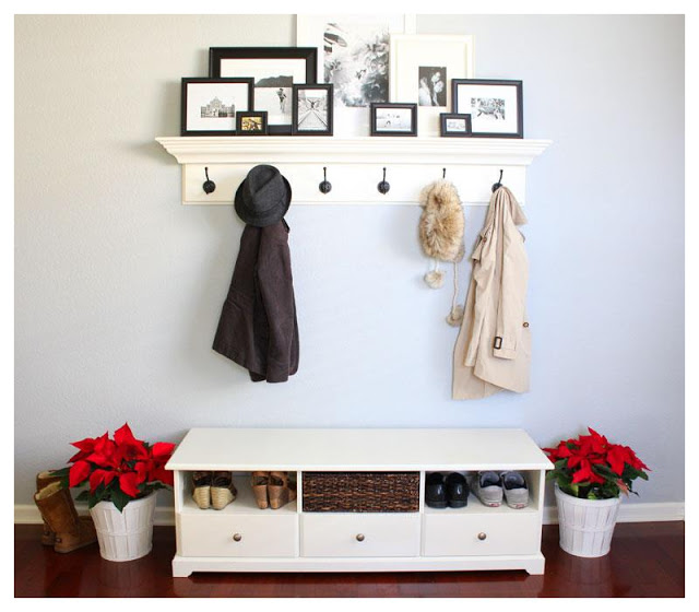 10 Diy Projects Amp Ideas For Your Entryway