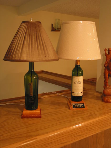 Romantic Room Decorating Ideas: 10 Creative Ideas For Interior Decorating With Wine Bottles