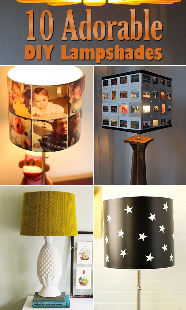 Diy Lamp Design And Ideas Diy