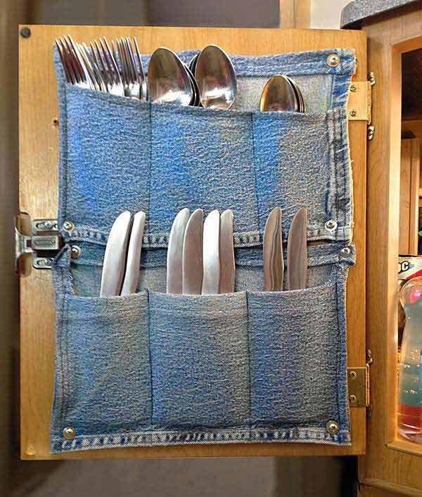 10 Creative Kitchen Utensil Storage Ideas
