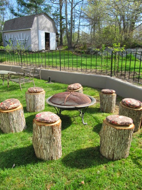 19 Creative Ways Of Turning Logs And Stumps Into Garden
