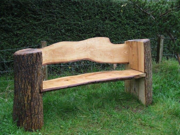 19 creative ways of turning logs and stumps into garden furniture - Garden Furniture 2015 Uk