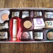 A Chocolate Box of Money