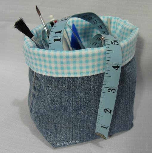 20+ DIY Storage Bins, Baskets & Boxes