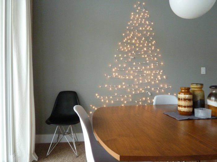 Non Traditional Christmas Tree Ideas.20 Alternative Christmas Tree Ideas