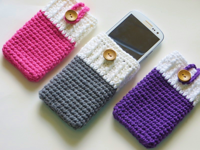 Mobile Phone Cozy