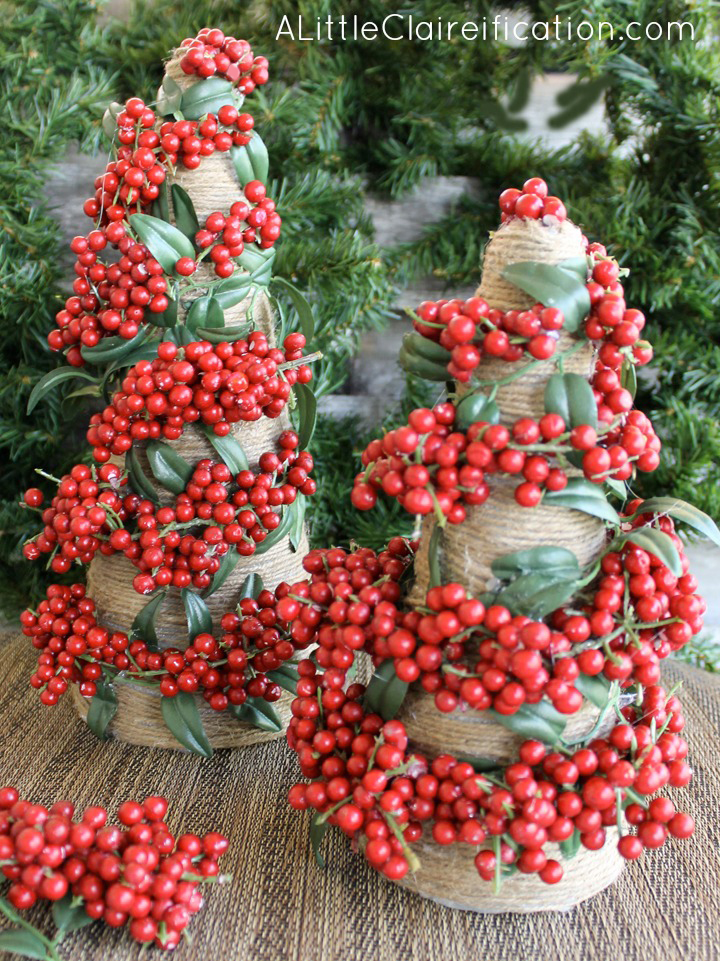 Pepperberry Christmas Tree