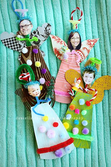 Angel Ornaments