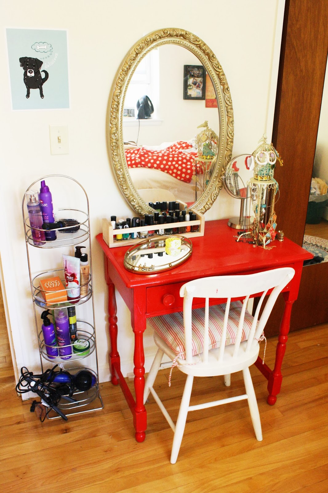 Apartment-Sized Vanity