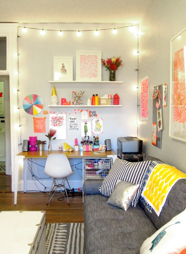 Brighten Up a Workspace