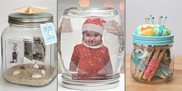 16 Creative Mason Jar Gift Ideas