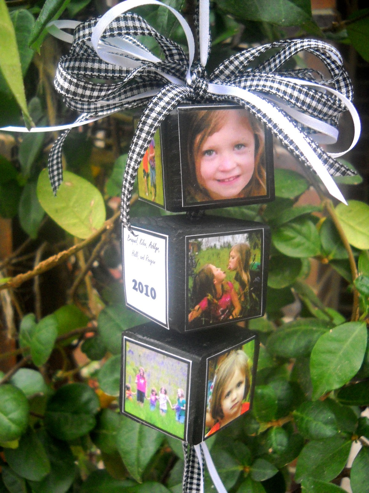 Photo Memory Blocks
