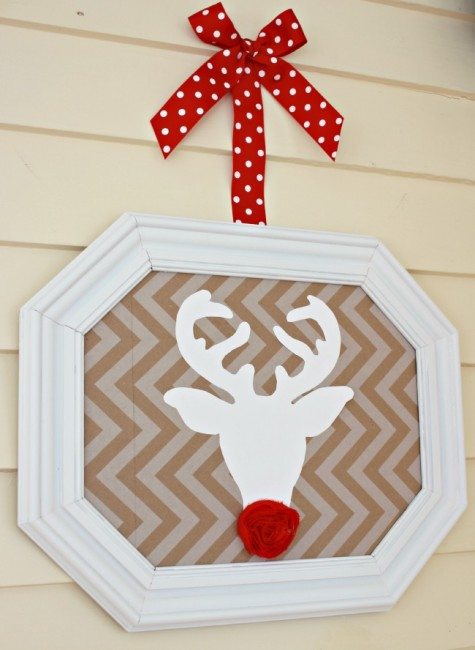 Thrifted Rudolph Frame