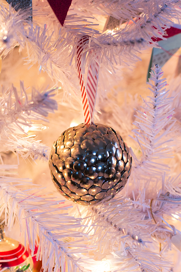 Thumbtack Ornament