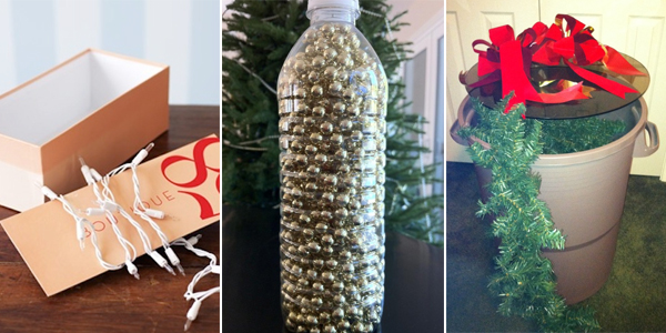 15 smart ways for storing organizing christmas decorations - Organizing Christmas Decorations