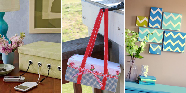 30 Shoe Box Craft Ideas: 20 Clever Things You Can Do With A Shoebox