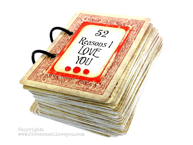 52 Reasons I Love You Cards