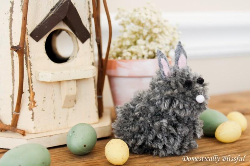 Baby Pom-Pom Bunny
