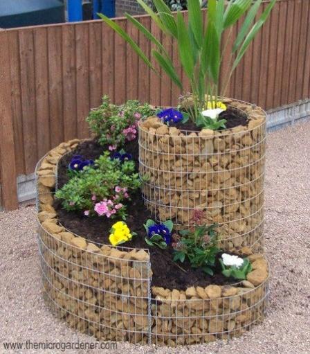 Build a Herb Spiral Garden