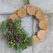 Create a beautiful wreath