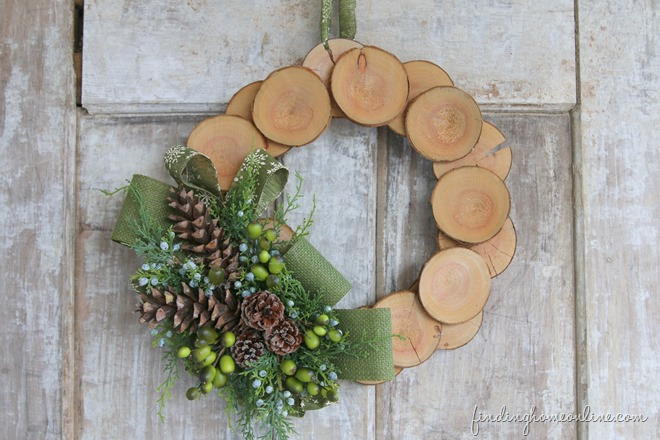 Create a beautiful wreath