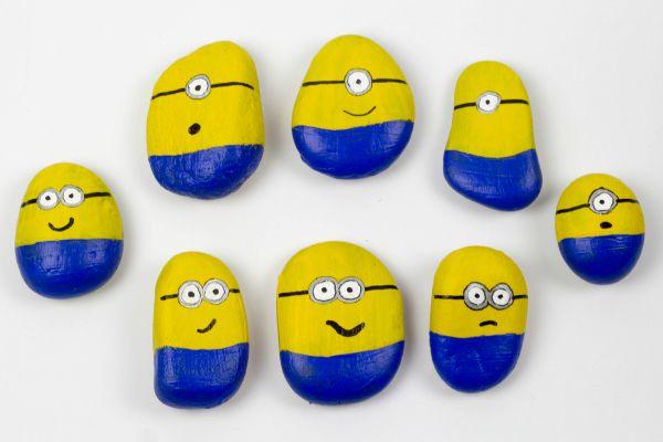 Minion Stones