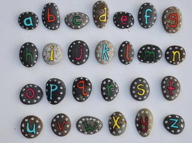 Rock Letters