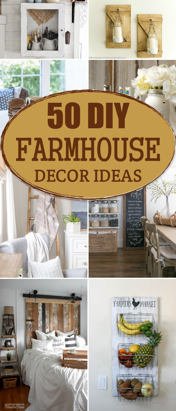ideas farmhouse room decor rustic living