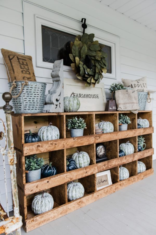 Farmhouse Style Nnesting Boxes
