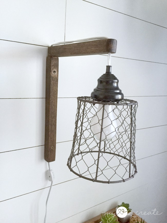 Plug In Sconce From Pendant Lights