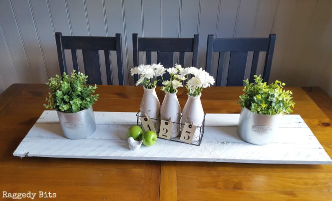 Pallet Table Runner
