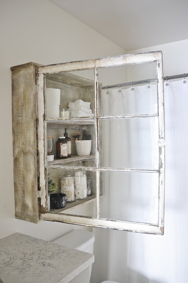 Window Cabinet 16 Awesome DIY Projects with