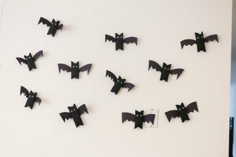Toilet Paper Roll Bats