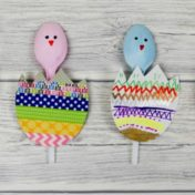 Pop-Up Spoon Chicks