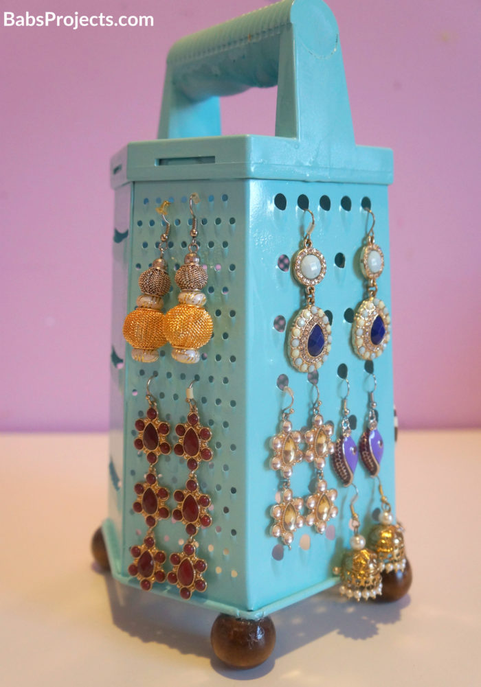 From Cheese Grater to Earring Holder