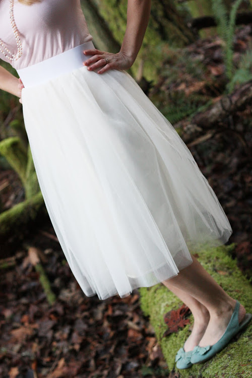 Enchanting Tulle Skirt