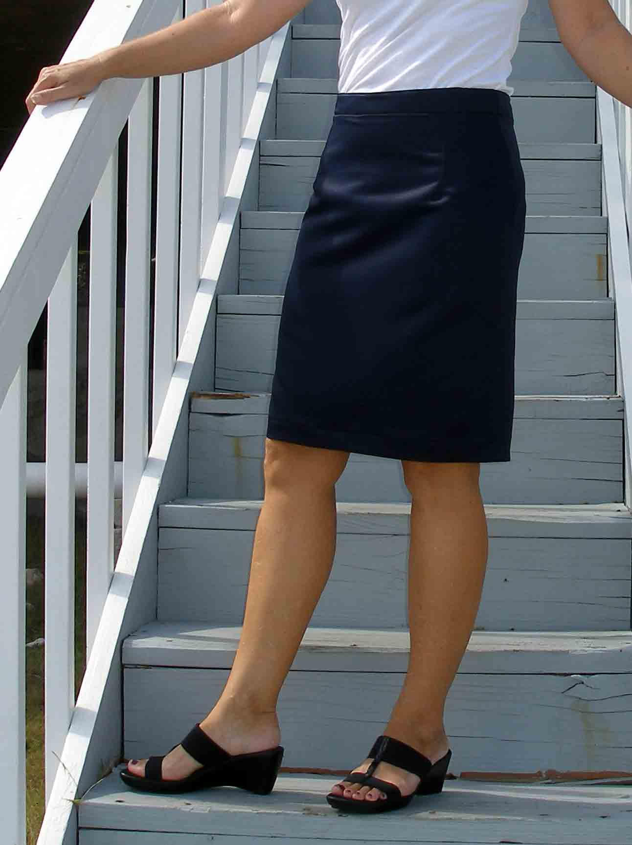 Unstoppable Pencil Skirt