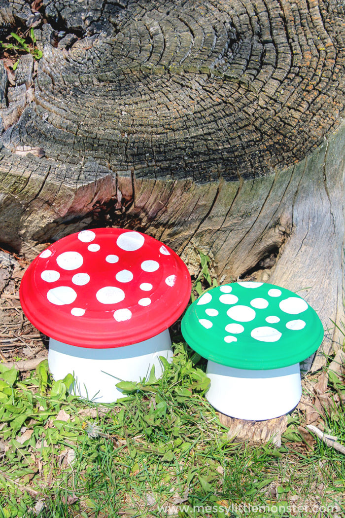 Flower Pot Toadstool