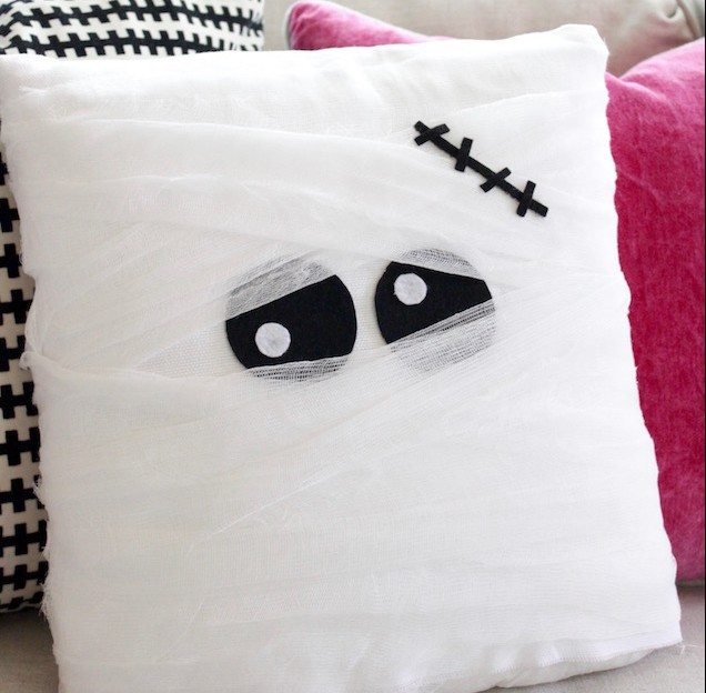 Mummy Pillow
