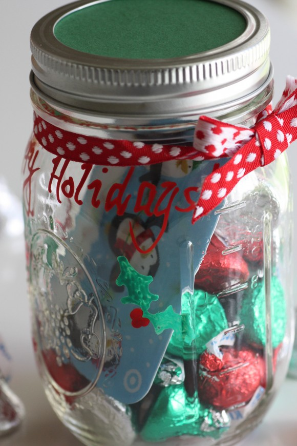 Gift Card Hidden in a Jar