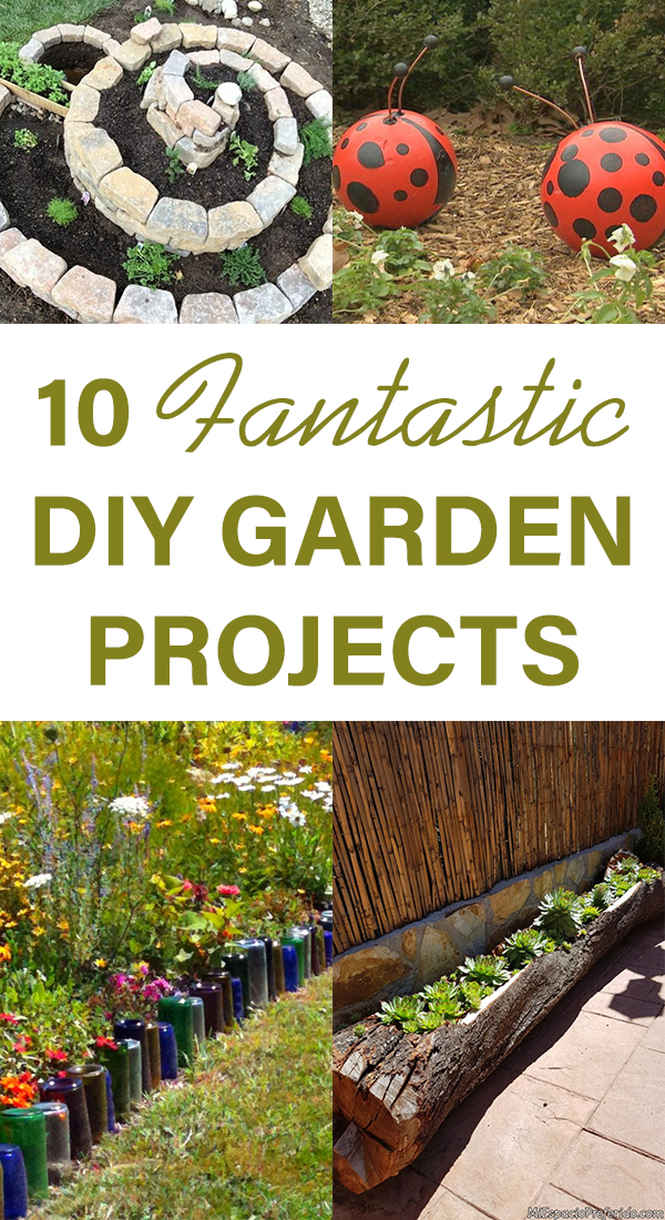 10 Fantastic DIY Garden Projects You Can Do on a Budget