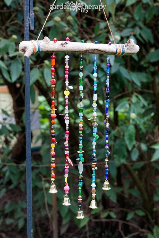 Beautiful Beaded Wind Chime